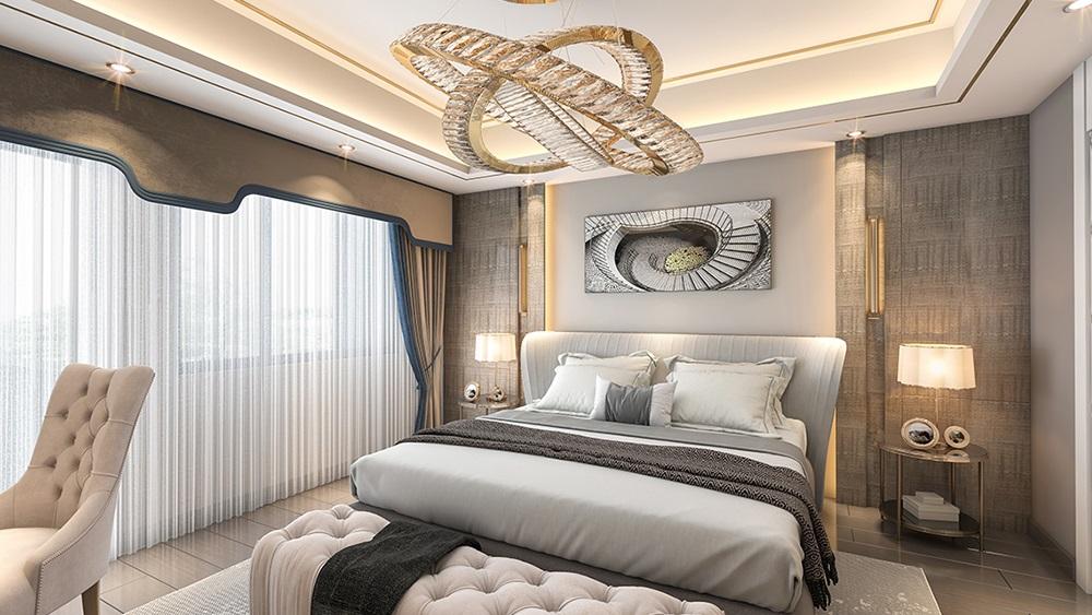 YeniTepe Yatak Odası