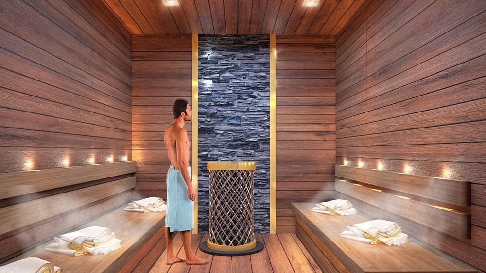 Nirvana Sauna